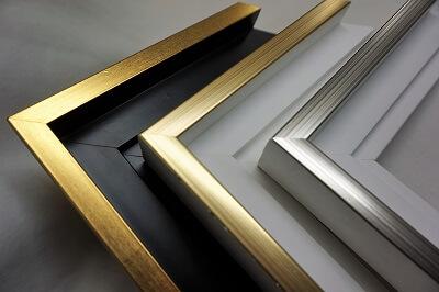 atelier coulouvrat - baguette US dorée / argentée avec Escalier