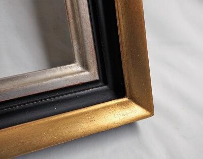 atelier coulouvrat - baguette Lacydon Bimetal or * noir