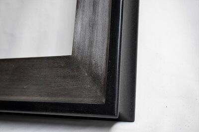 atelier coulouvrat - baguette Arexa Etain filet noir