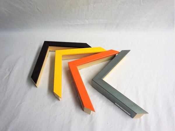 atelier coulouvrat - baguette loft colors finition vernis brillant