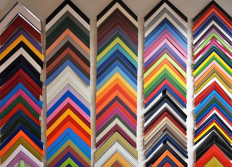 atelier coulouvrat encadrement - Les colorées